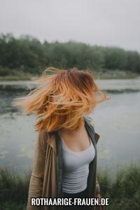 rote haare blondieren